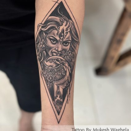 kali tattoo